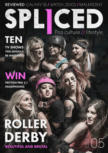 SPLICED Issue 05 June/July 2014