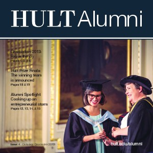 Hult Magazine Issue 4