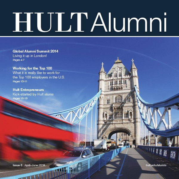 Hult Magazine Issue 6