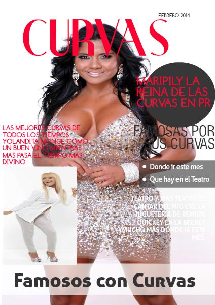 CURVAS VOLUMEN 3 AÑO 2014