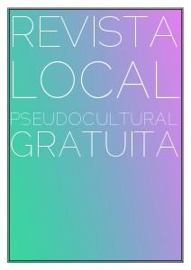 Revista Local Pseudocultural Gratuita 1