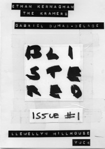 Blistered Issue #1 #1
