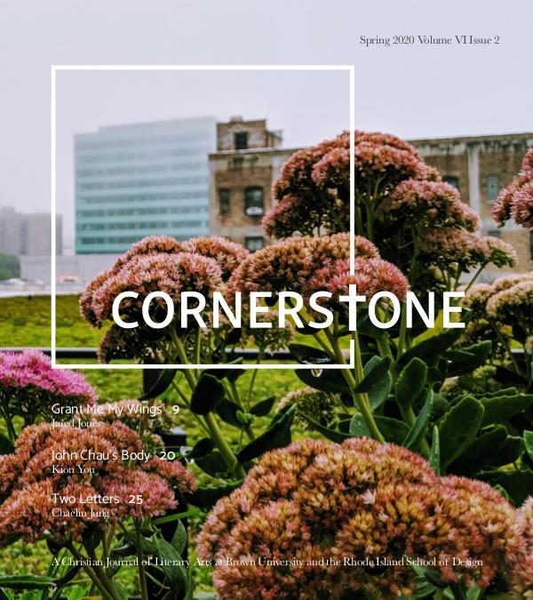 Cornerstone Magazine Spring 2020 Spring 2020 (Harvest)