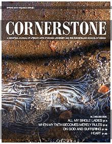 Cornerstone Magazine