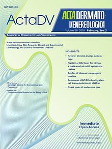 Acta Demato-Venereologica