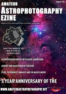 Amateur Astrophtography Ezine Issue 35