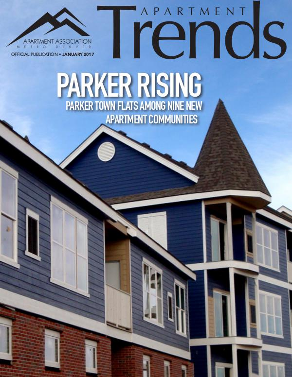 Apartment Trends Magazine January 2017