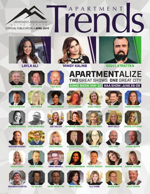 Apartment Trends Magazine April 2019