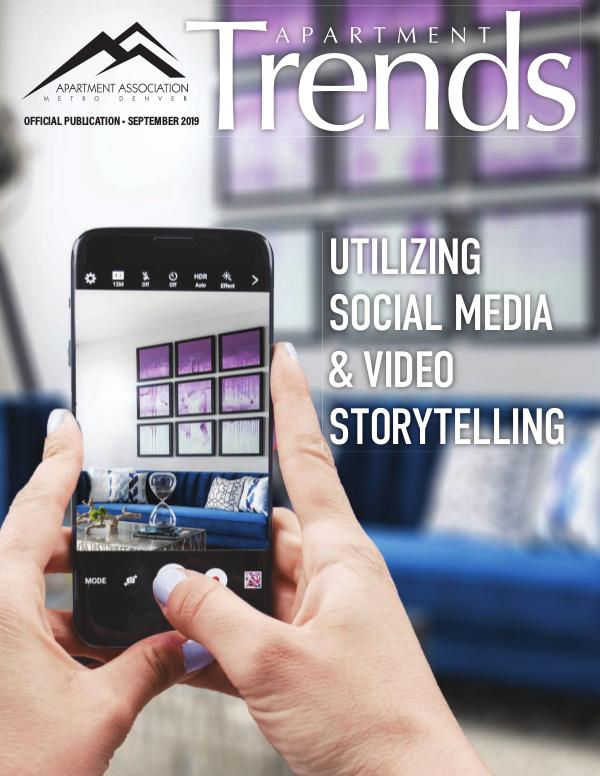 Apartment Trends Magazine September 2019