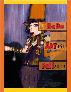 NEBE's Portfolio FALL2013 Dec. 2013
