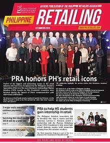 Philippine Retailing Newsletters 2018