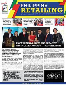 Philippine Retailing 2019