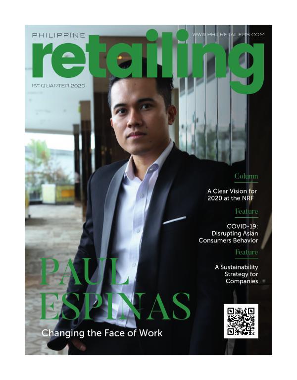 Philippine Retailing 2020 Philippine Retailing Magazine Q1 2020