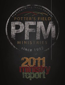 Potter's Field Ministries Year In Review