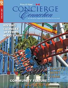 Concierge Connection Magazine