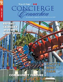 Concierge Connection Magazine