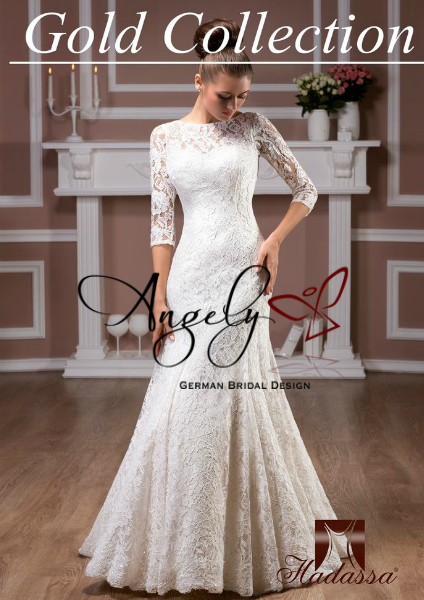 Angely Hadassa GOLD 2015 - Collection