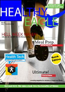 Healthy Eagle