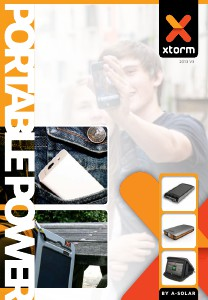 Xtorm Product Catalogue 2013 v3 - Fall Edition
