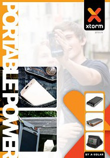Xtorm Product Catalogue 2013