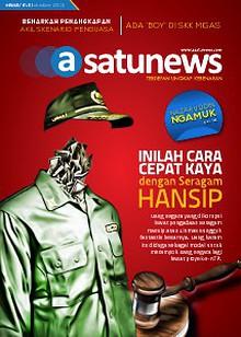 Asatunews Magazine - edisi 01