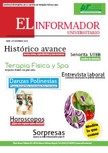 La Universidad Gazeta Diciembre 01