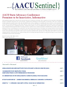 AACU Sentinel Vol. 2013 Issue 02 - Summer 2013