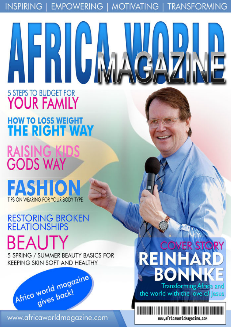 AFRICA WORLD MAGAZINE