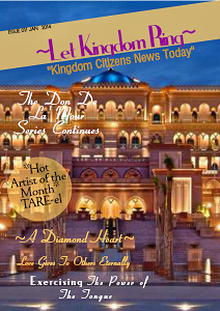 "~Let Kingdom Ring~""Kingdom Citizens Online Magazine"""