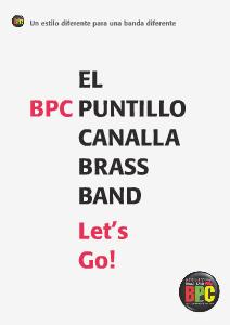 el puntillo canalla brass band enero 2014