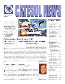 CATESOL Newsletter
