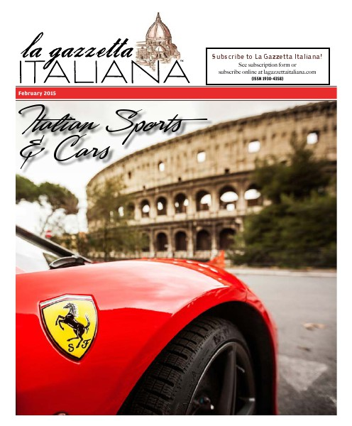 La Gazzetta Italiana Italian Sports & Cars
