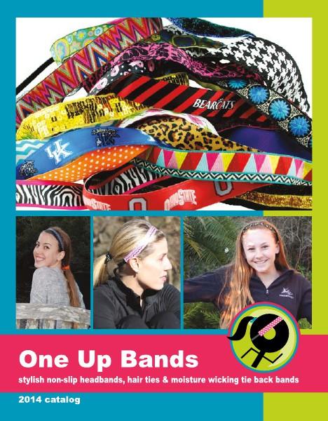 One Up Bands Catalog Sept. 2014