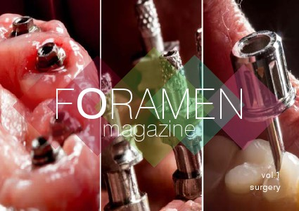 FORAMEN dental magazine 1. Surgery english version