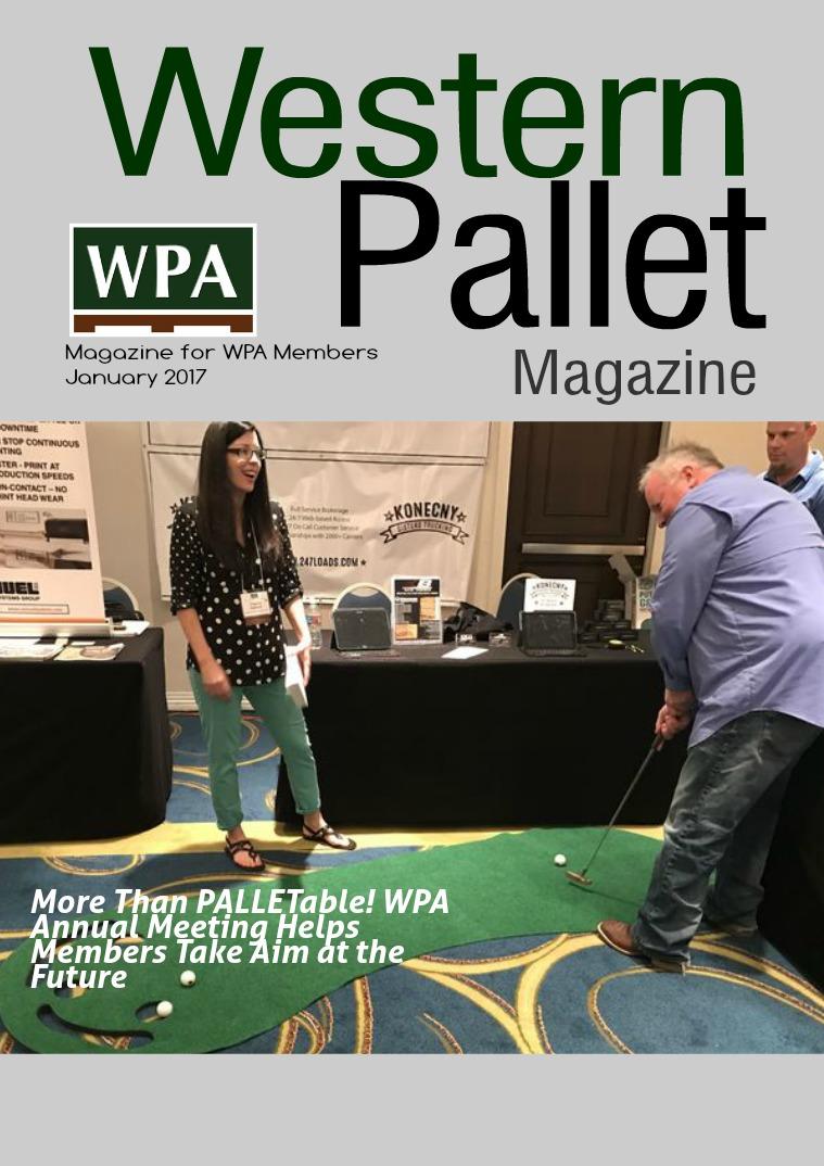 Western Pallet Magazine January 2017