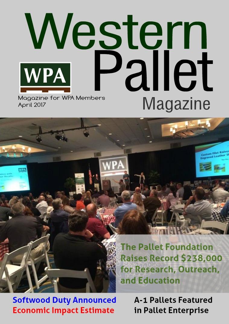 Western Pallet Magazine April 2017