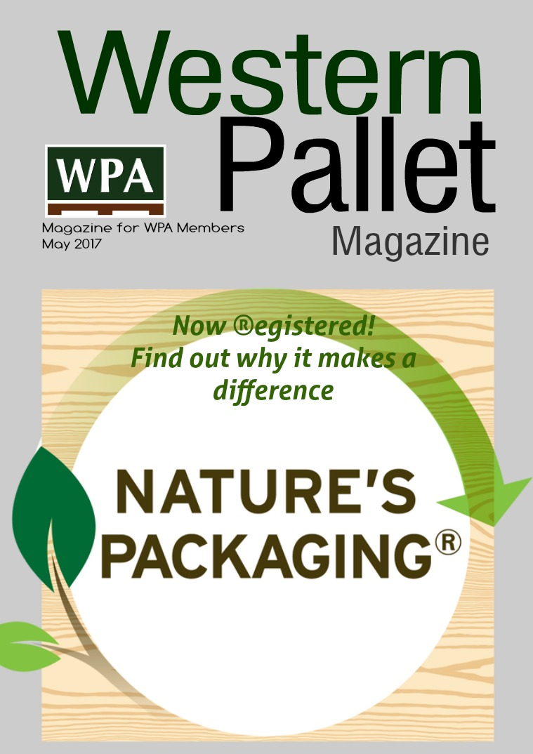 Western Pallet Magazine May 2017