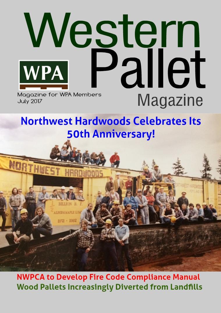Western Pallet Magazine July 2017