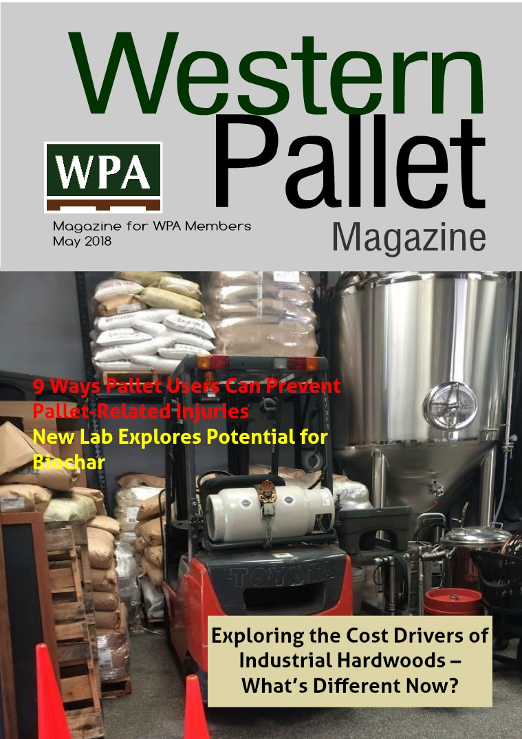 Western Pallet Magazine May 2018