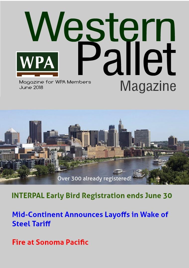 Western Pallet Magazine June 2018
