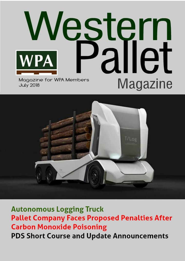 Western Pallet Magazine July 2018