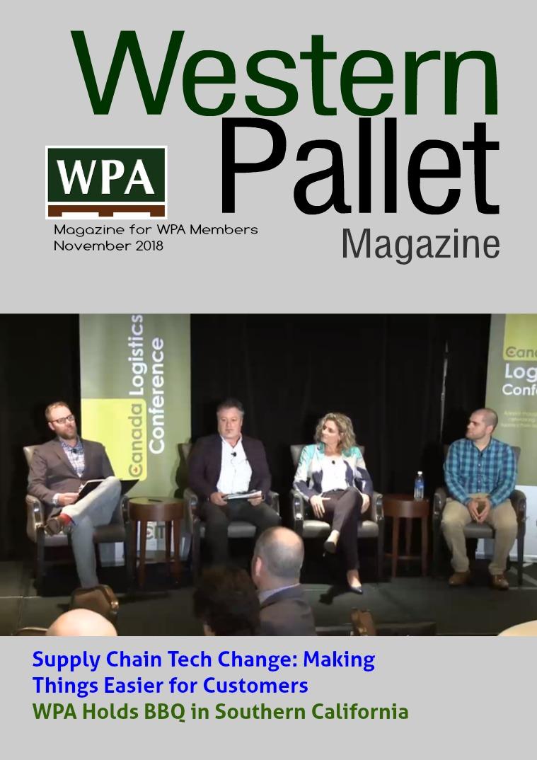 Western Pallet Magazine November 2018