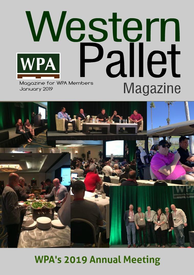 Western Pallet Magazine January 2019
