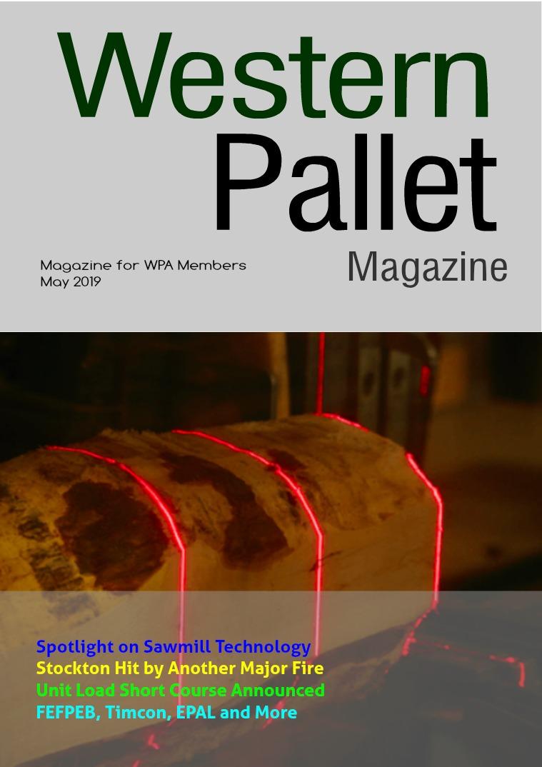 Western Pallet Magazine May 2019