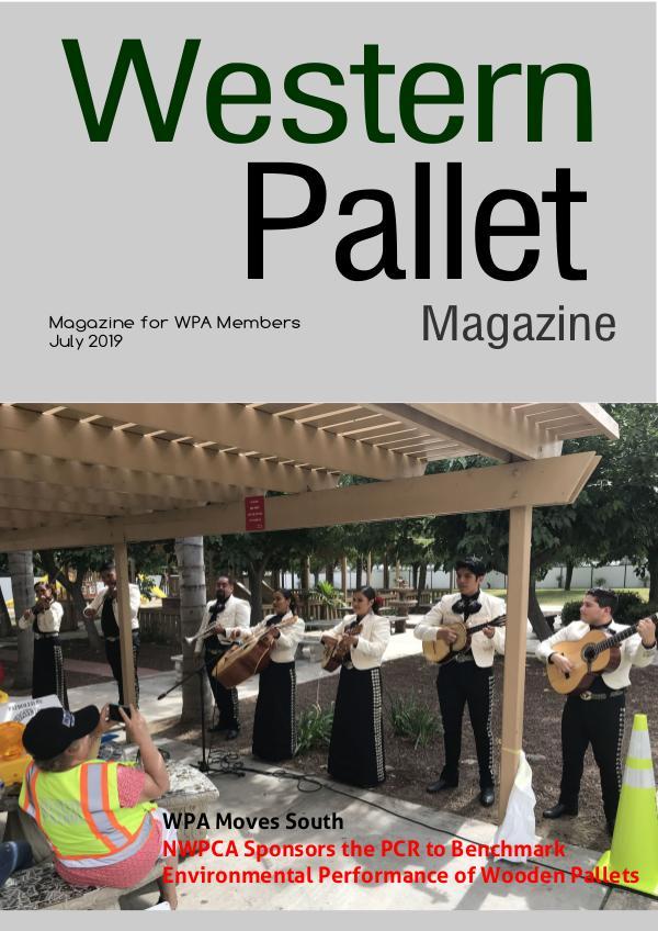 Western Pallet Magazine July 2019