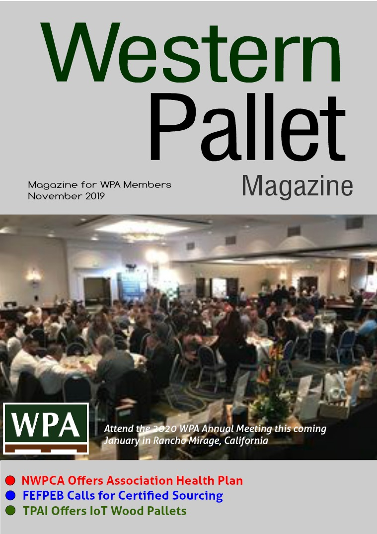 Western Pallet Magazine November 2019