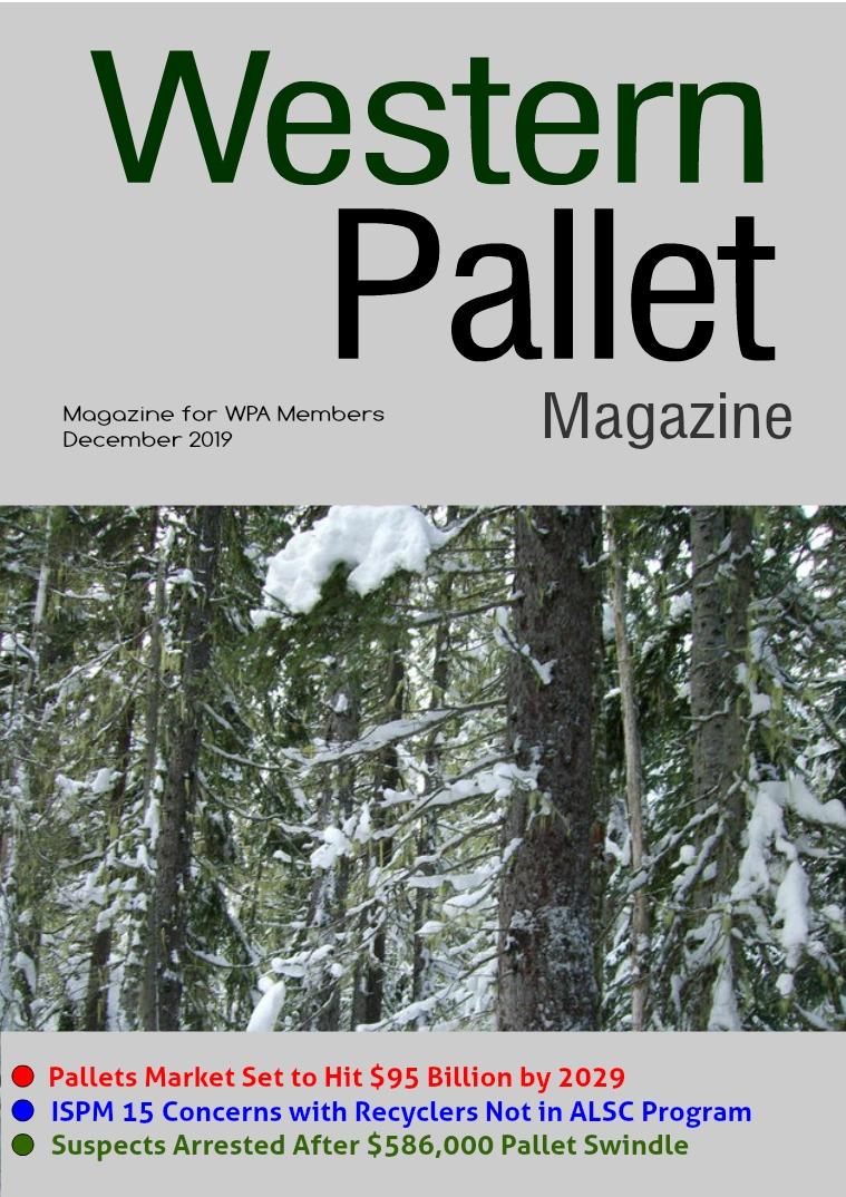 Western Pallet Magazine Demember 2019
