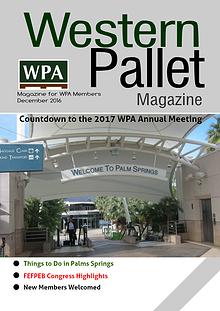 Western Pallet Magazine