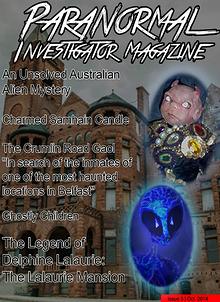 Paranormal Investigator Magazine