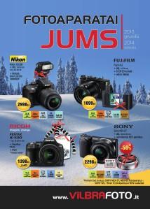"""""""Fotoaparatai Jums"""" prekių katalogas 2013 Gruodis - 2014 Sausis"""